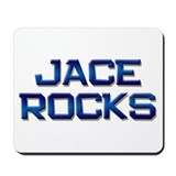 jace rocks Mousepad