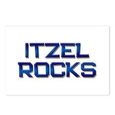 itzel rocks Postcards (Package of 8)