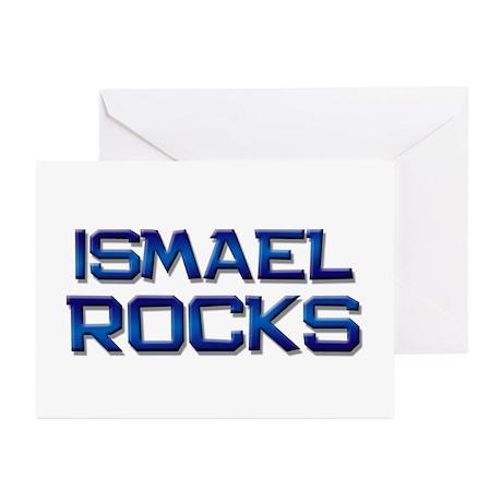ismael rocks Greeting Cards (Pk of 20)
