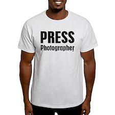 Press Photographer T-Shirt