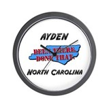 ayden north carolina - been there, done that Wall