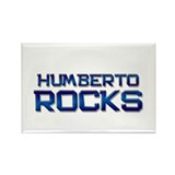 humberto rocks Rectangle Magnet (10 pack)