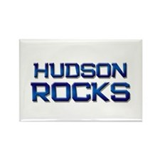 hudson rocks Rectangle Magnet (10 pack)