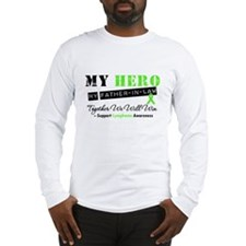 LymphomaHeroFather-in-Law Long Sleeve T-Shirt