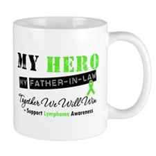 LymphomaHeroFather-in-Law Mug