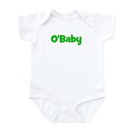 O'Baby - St. Patrick's Day Infant Bodysuit