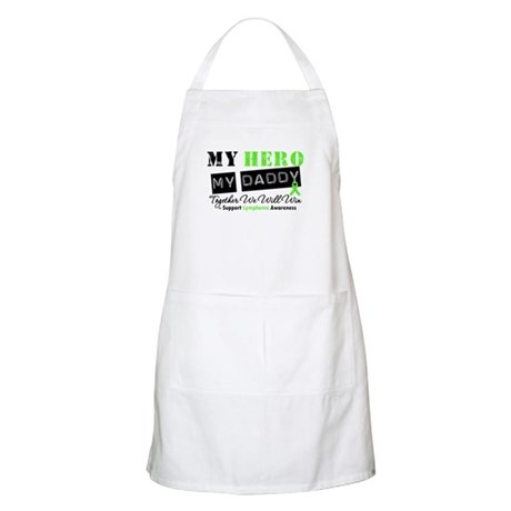 Lymphoma Hero Daddy BBQ Apron