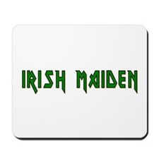 Irish Maiden Mousepad