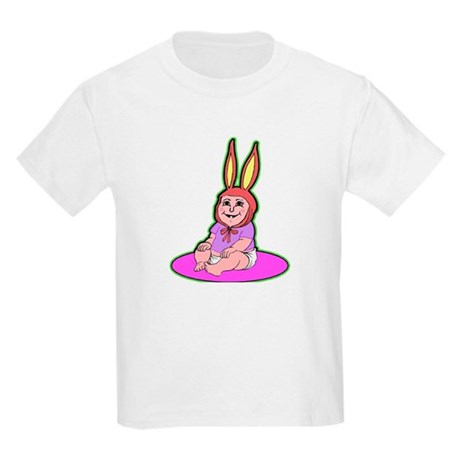 Funny Bunny Kids Light T-Shirt