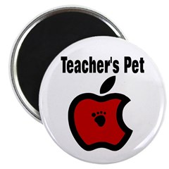 "Teachers Pet 2.25"" Magnet (10 pack)"