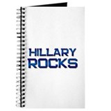 hillary rocks Journal