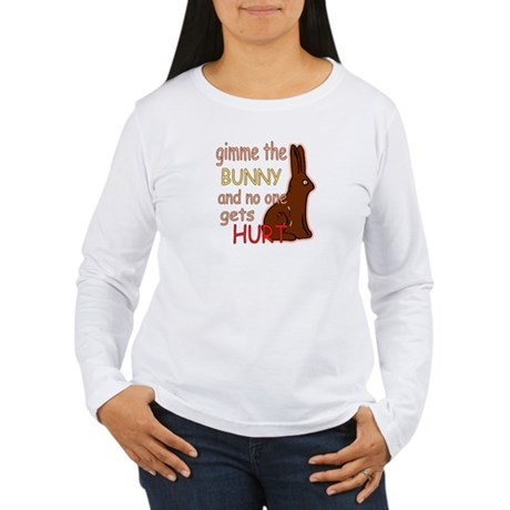 Funny Easter Women's Long Sleeve T-Shirt