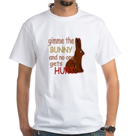 Funny Easter White T-Shirt