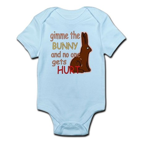 Funny Easter Infant Bodysuit