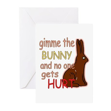 Funny Easter Greeting Cards (Pk of 10)