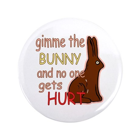 "Funny Easter 3.5"" Button"