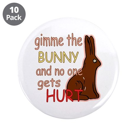 "Funny Easter 3.5"" Button (10 pack)"