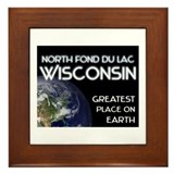 north fond du lac wisconsin - greatest place on ea