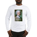 Philosopher Rousseau Long Sleeve T-Shirt