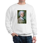 Philosopher Rousseau Sweatshirt