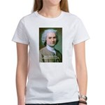 Philosopher Rousseau Women's T-Shirt