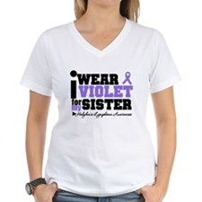 I Wear Violet For My Sister Shirt