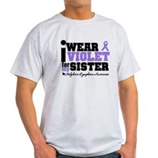 I Wear Violet For My Sister T-Shirt