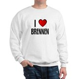 I LOVE BRENNAN Sweatshirt