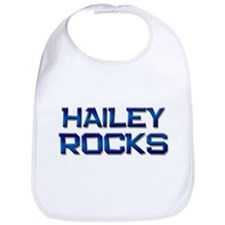hailey rocks Bib