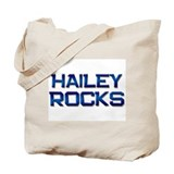hailey rocks Tote Bag