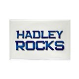 hadley rocks Rectangle Magnet (10 pack)
