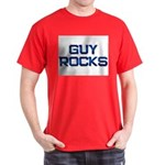 guy rocks Dark T-Shirt