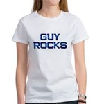 guy rocks Women's T-Shirt