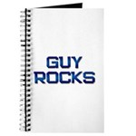 guy rocks Journal