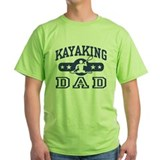 Kayaking Dad T-Shirt