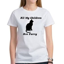All my Children are Furry Tee