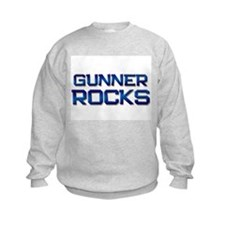 gunner rocks Sweatshirt
