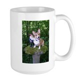 The Enchanted Corgi Coffee Mug