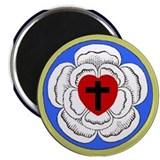 Luther Rose Magnet