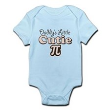 Daddy's Little Cutie Pi Onesie