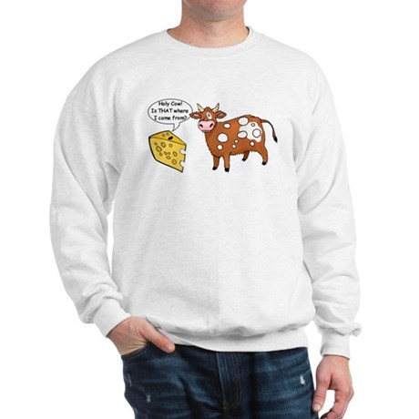 Holy Cow Sweatshirt