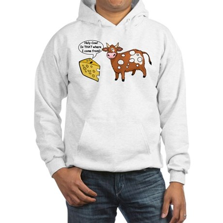 Holy Cow Hooded Sweatshirt