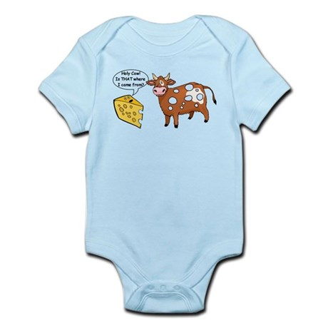 Holy Cow Infant Bodysuit