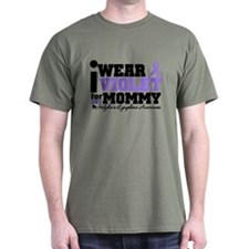 I Wear Violet For Mommy T-Shirt