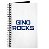 gino rocks Journal