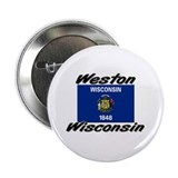 "Weston Wisconsin 2.25"" Button"