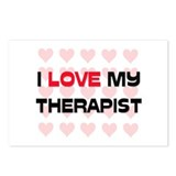 I Love My Therapist Postcards (Package of 8)