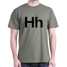 Helvetica Hh T-Shirt