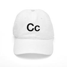 Helvetica Cc Baseball Cap