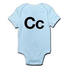 Helvetica Cc Infant Bodysuit